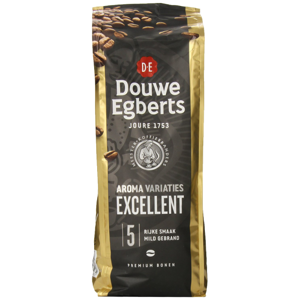 Douwe Egberts Excellent Aroma Coffee Template502